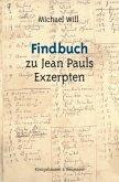 Findbuch zu Jean Pauls Exzerpten
