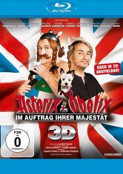 Asterix & Obelix - Im Auftrag Ihrer Majestät - Gérard Depardieu/Edouard Baer