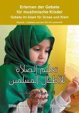 Erlernen der Gebete für muslimische Kinder