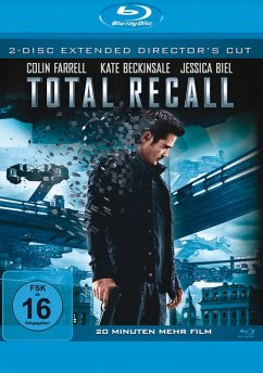 Total Recall (2-Disc Extended Director´s Cut)