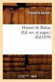 Honoré de Balzac (Ed. rev. et augm.) (Éd.1859)