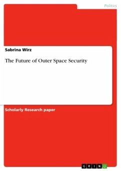 The Future of Outer Space Security
