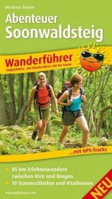 Wanderführer Abenteuer Soonwaldsteig