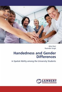 Handedness and Gender Differences