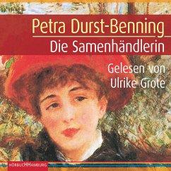 Die Samenhändlerin (MP3-Download) - Durst-Benning, Petra
