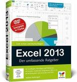 Excel 2013 - Der umfassende Ratgeber, m. DVD-ROM