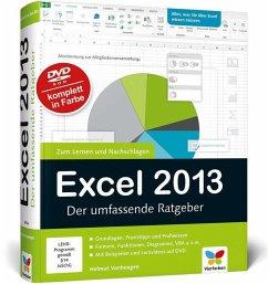 Excel 2013 - Vonhoegen, Helmut