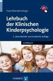 Lehrbuch der Klinischen Kinderpsychologie