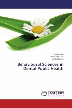 Behavioural Sciences in Dental Public Health