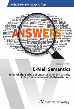 E-Mail Semantics