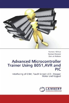 Advanced Microcontroller Trainer Using 8051,AVR and PIC