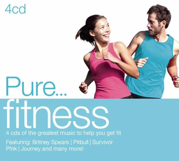 pure fitness auf audio cd portofrei bei b. Black Bedroom Furniture Sets. Home Design Ideas