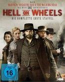 Hell on Wheels - Die komplette erste Staffel (3 Discs)