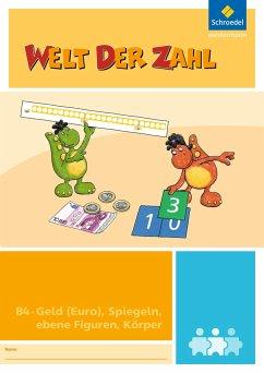 Welt der Zahl - I-Materialien. Geld (Euro), Spi...