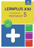 Lernplus XXL - Trainingsbuch Gymnasium. 5. Schuljahr