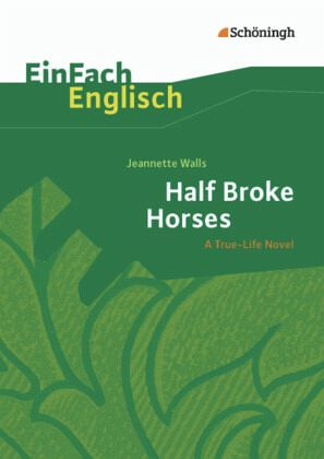 half broke horses Our reading guide for half broke horses by jeannette walls includes a book club discussion guide, book review, plot summary-synopsis and author bio.