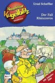 Der Fall Rhinozeros / Kommissar Kugelblitz Bd.29 (Mängelexemplar)