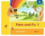 Fara und Fu 1 und 2. Arbeitshefte 1 und 2 (inkl. Schlüsselwortkarte)- Ausgabe 2013