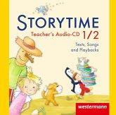 1./2. Jahrgangsstufe, Teacher's Audio-CD / Storytime, Ausgabe 2013