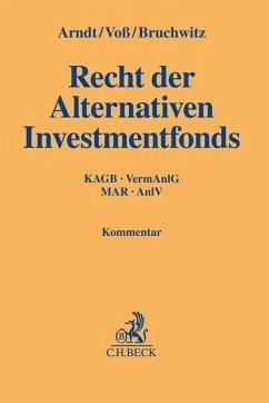 Recht der Alternativen Investments