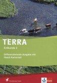 TERRA Erdkunde für Niedersachsen - Differenzierende Ausgabe mit Haack-Kartenteil / Schülerbuch Klasse 7/8