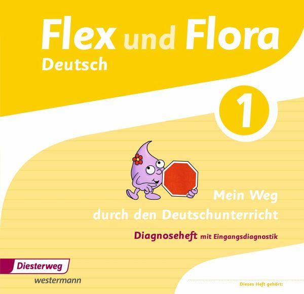 flex und flora 1 diagnoseheft schulb cher portofrei bei. Black Bedroom Furniture Sets. Home Design Ideas
