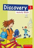 Discovery 3 - 4. Activity Book 3 mit CD