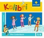 Kolibri: Liederbuch. Hörbeispiele zum Liederbuch 1-4. CD