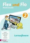 Lernsoftware 2, CD-ROM / Flex und Flo, Ausgabe 2014