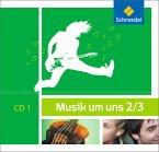 Musik um uns Sekundarstufe 1. Hörbeispiele 2 / 3