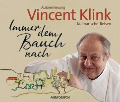 Immer dem Bauch nach (MP3-Download) - Klink, Vincent