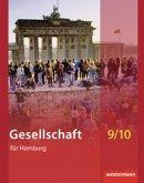 Gesellschaft 9 / 10. Schülerband. Stadtteilschulen. Hamburg