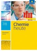 Chemie heute 7 / 8. Arbeitsheft. Sachsen