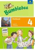 Bumblebee 4. Workbook 4 plus Portfolioheft und Pupil's Audio-CD