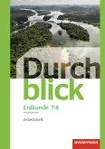 Durchblick Erdkunde 7 / 8. Arbeitsheft. Differenzierende Ausgabe. Oberschulen. Niedersachsen