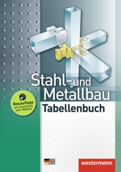 Stahl- und Metallbau Tabellenbuch - Tiedt, Günther; Falk, Dietmar; Krause, Peter; Gieseke, Friedrich-Wilhelm