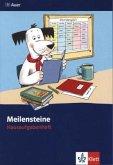 Meilensteine Deutsch und Mathe. Hausaufgabenheft 1.-4. Schuljahr