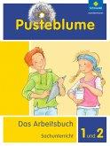 Pusteblume. Das Arbeitsbuch Sachunterricht 1 und 2. Arbeitsbuch. Allgemeine Ausgabe