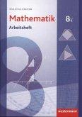 Mathematik 8. Arbeitsheft mit Lösungen. WPF 1. Realschulen. Bayern