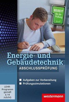 Energie- und Gebäudetechnik Abschlussprüfung, CD-ROM
