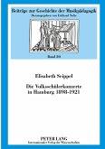 Die Volksschülerkonzerte in Hamburg 1898-1921