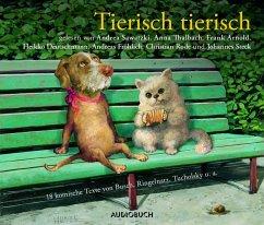 Tierisch tierisch (MP3-Download) - Busch, W.; Geibel, E.; uva.,