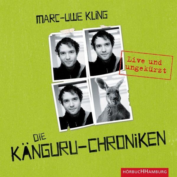 Die Känguru-Chroniken / Känguru Chroniken Bd.1 (MP3-Download) - Kling, Marc-Uwe