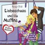 Freche Mädchen: Liebeschaos und lila Muffins (MP3-Download)