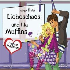 Freche Mädchen: Liebeschaos und lila Muffins (MP3-Download) - Ullrich, Hortense