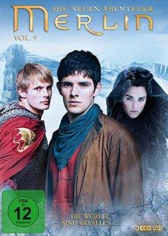 Merlin - Die neuen Abenteuer, Vol. 09 (3 Discs) - Morgan,Colin/James,Bradley