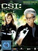 C.S.I. Las Vegas - 12. Staffel - Volume 1 - Episode 1 - 12 DVD-Box