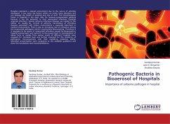 Pathogenic Bacteria in Bioaerosol of Hospitals