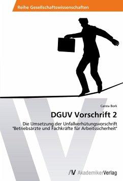 DGUV Vorschrift 2 - Bork, Carsta