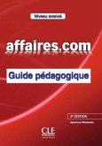 affaires.com. Guide pédagogique